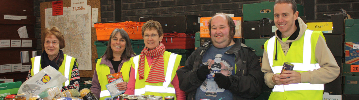 Locations Black Country Food Bank